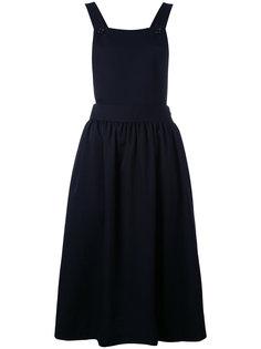 присборенное платье-комбинезон  Comme Des Garçons Girl