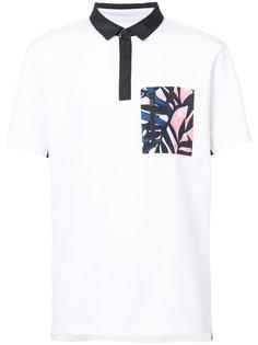 футболка-поло Maroon Creek Aztech Mountain