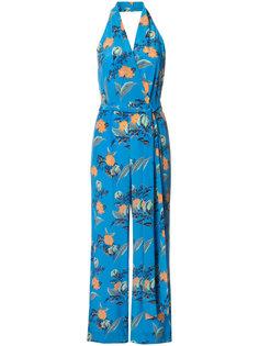 комбинезон с цветочным принтом Diane Von Furstenberg