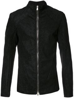 куртка на молнии с высокой горловиной 10Sei0otto