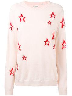 свитер со звездами Chinti And Parker