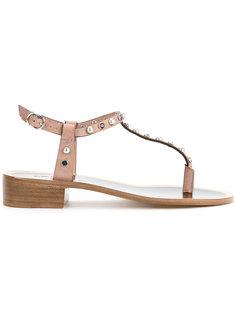 декорированные сандалии Isabel Marant