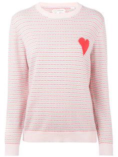 кашемировый свитер с сердцем Chinti And Parker
