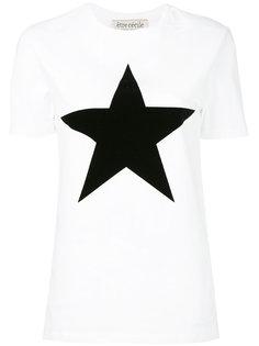 футболка с принтом звезды Être Cécile