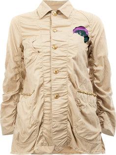 куртка в стиле милитари Undercover
