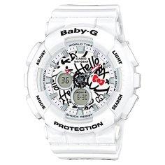 Электронные часы женские Casio G-Shock Baby-g ba-120kt-7a White