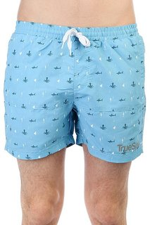 Шорты пляжные TrueSpin Underwater Shorts Blue