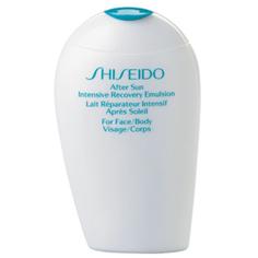 SHISEIDO Восстанавливающая эмульсия для ухода за кожей лица и тела после пребывания на солнце 150 мл