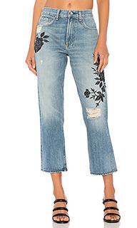 Укороченные джинсы marilyn - rag & bone/JEAN