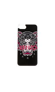 Чехол для iphone 7 tiger head - Kenzo