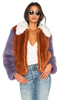 Пальто из искусственного меха 413 - LPA