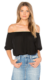 Off shoulder open back bodysuit - BLQ BASIQ