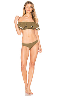 Комплект бикини с оборкой mira - Lisa Marie Fernandez