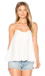 Strapless blouse - BLQ BASIQ