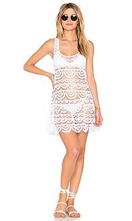 Кружевное платье island - PILYQ