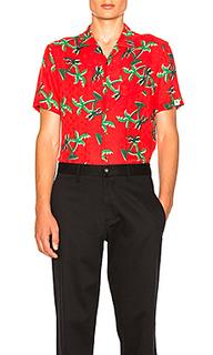 Рубашка с коротким рукавом hawaii - Scotch & Soda