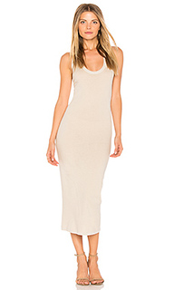 Bold racer midi dress - Enza Costa