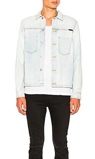 Куртка ronny crispy ocean - Nudie Jeans