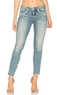 Узкие потрепанные джинсы - BLANKNYC [Blanknyc]