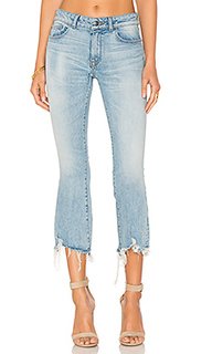 Укороченные джинсы-клеш lara instasculpt - DL1961