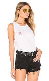 Peyton mini stripe stars tank - Lauren Moshi