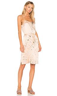 Плиссированное платье - Raquel Allegra