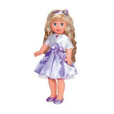Кукла, 40 см, озвученная с аксессуарами, Карапуз