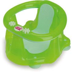 Сиденье в ванну Flipper Evolution, OK Baby, зеленый