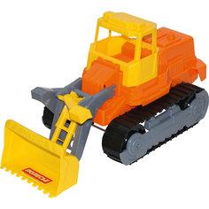 Гусеничный трактор-погрузчик, Полесье