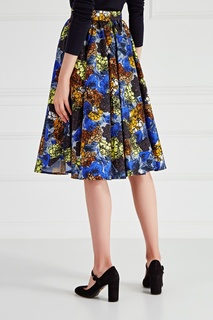 Хлопковая юбка Prada