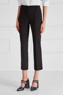 Однотонные брюки Prada