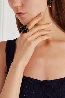 Кольцо с бусинами Gucci