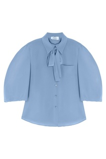Шелковая блузка Prada