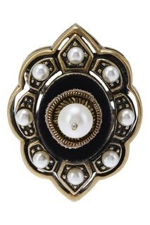 Кольцо с жемчужинами Gucci