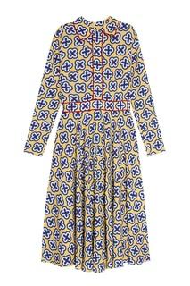 Шерстяное платье Korsun