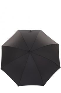 Зонт-трость с черепом на ручке Pasotti Ombrelli