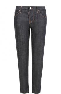 Укороченные зауженные джинсы Dsquared2
