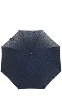 Зонт-трость с камуфляжным принтом Pasotti Ombrelli