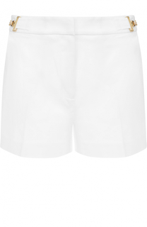Мини-шорты с карманами и стрелками MICHAEL Michael Kors
