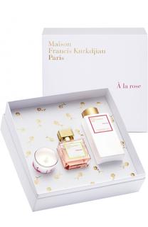 Набор A La Rose Maison Francis Kurkdjian