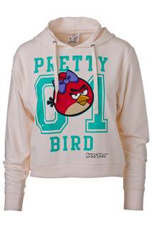 Толстовка с капюшоном Angry Birds