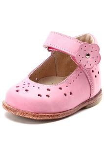 Туфли ясельные Зебра