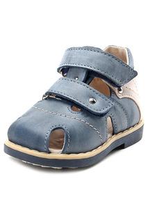 Туфли открытые малодетские Зебра