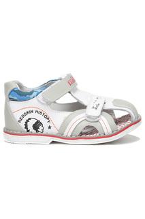 Туфли открытые малодетские MILTON