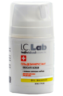 Гель-дезинкрустант I.C.LAB INDIVIDUAL COSMETIC