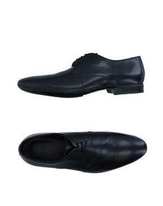 Обувь на шнурках Boss Black