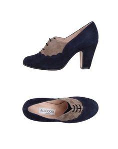 Обувь на шнурках Allooora