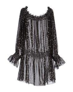 Короткое платье Norma Kamali