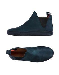 Высокие кеды и кроссовки Levius