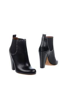 Полусапоги и высокие ботинки Givenchy